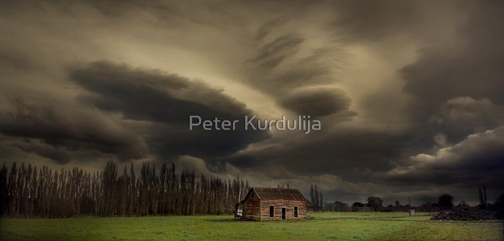 Just Before Greytown by Peter Kurdulija
