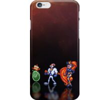 Earthworm Jim pixel art iPhone Case/Skin