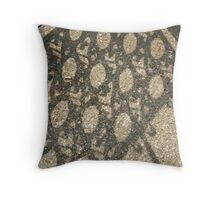 Garden Gate Throw Pillow