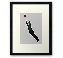 U: Dave Underwood Framed Print