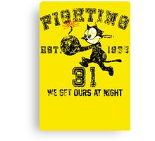 Fighting 31 'Tomcatters' Canvas Print