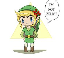 Chibi Link  by Cris-ElfaOscura