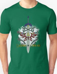 Legends of Courage  T-Shirt