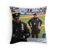 Coppers Throw Pillow