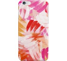 Abstract Paint Pattern iPhone Case/Skin