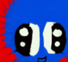 Fuzz Face Sticker
