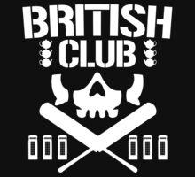 Pro Wrestling British Club by FBClothing