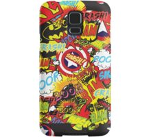 ComicFreak2 Samsung Galaxy Case/Skin