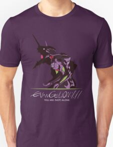 EVA 01 - Evangelion T-shirt / Phone case / Laptop skin 2 Unisex T-Shirt