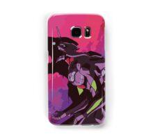 EVA 01 - Evangelion T-shirt / Phone case / Laptop skin 2 Samsung Galaxy Case/Skin