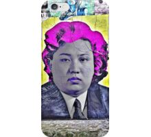 Our leader by Andy Warhol! iPhone Case/Skin