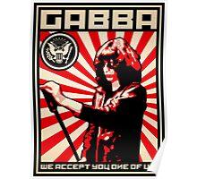 GABBA Poster