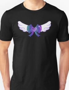 Kawaii Blue Wing Heart Bow T-Shirt