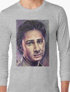 Zach Braff Long Sleeve T-Shirt