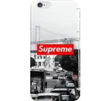 SF Supreme iPhone Case/Skin