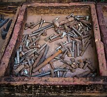 Old Nails by Valerie Rosen