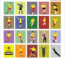 Watford A to Z by AndersonDesign