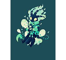 Thresh - Click on the Lantern League of Legends Photographic Print