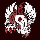 Shiny Mega Absol - Yin and Yang Evolved! by vaguelygenius