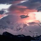 Mount Rainier Sunset by ToddDuvall