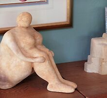 two sculptures by marsharebel
