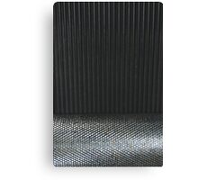 Steel and Stripes Canvas Print