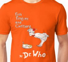 Fish Fingers and Custard Unisex T-Shirt