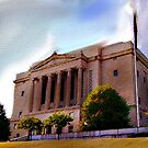 Masonic Temple by jpryce
