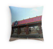 2nd Street Public Market l Throw Pillow
