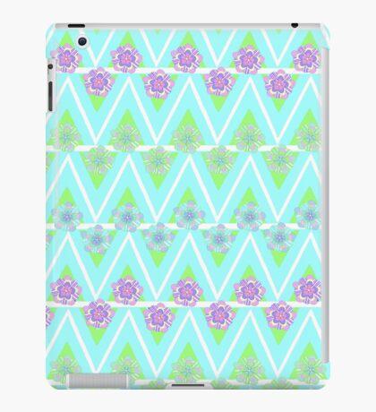 Flowery Aztec  iPad Case/Skin