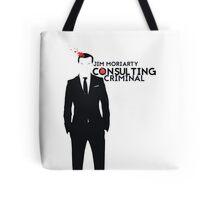 Jim Moriarty - Consulting Criminal Tote Bag