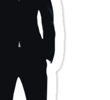 Jim Moriarty - Consulting Criminal Sticker