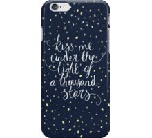 Ed Sheeran - Thinking Out Loud iPhone Case/Skin