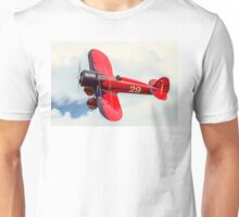 Travel Air Mystery Ship replica G-TATR Unisex T-Shirt
