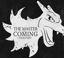 Master is Coming - Charizard by gabriel-arruda