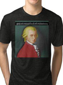 Nacht Mozart Tri-blend T-Shirt
