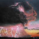 """THE STORM"" by Ruth Kauffman"