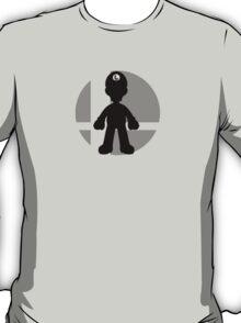 Smash Bros - Luigi T-Shirt