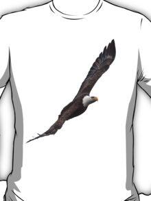 Isolated Eagle-4 T-Shirt