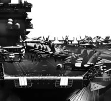 USS Enterprise CVN-65 Sticker
