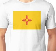 new mexico state flag Unisex T-Shirt