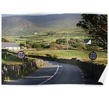 waterville kerry Poster
