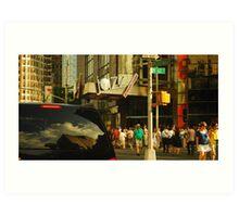 The New York Second Art Print