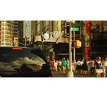The New York Second Photographic Print