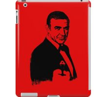 Licensed to kill. iPad Case/Skin