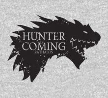 Hunter is Coming - Rathalos by gabriel-arruda
