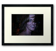 Night Angel (2007) Framed Print