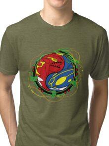 Pokémon Yin-Yang Tri-blend T-Shirt