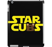 Star Cubs iPad Case/Skin