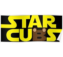 Star Cubs Poster